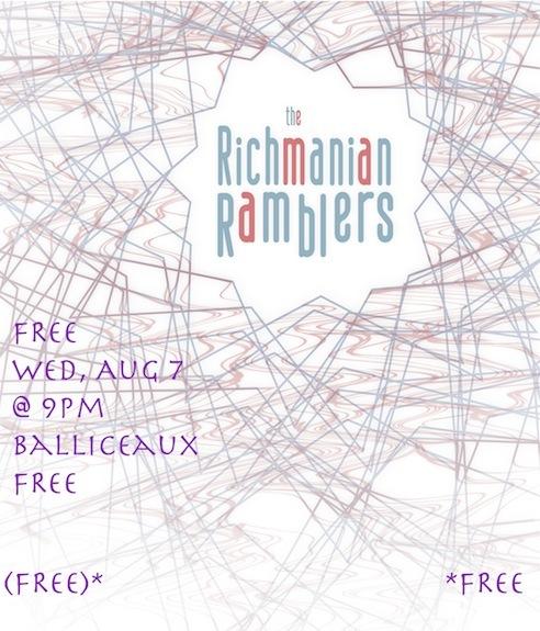 Richmanian Ramblers - 13 0807 NTM