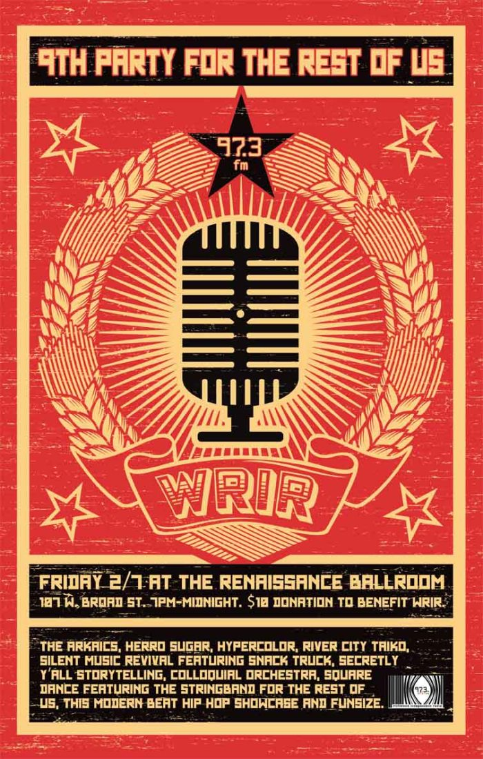 WRIR_PartyfortheRest_Poster