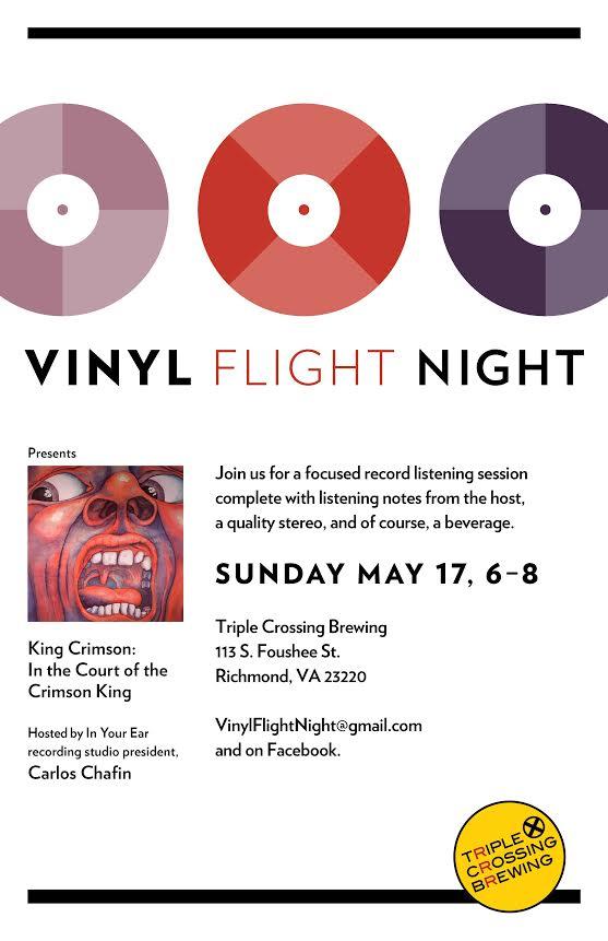 vinylflightnight